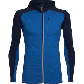 Icebreaker Quantum Midlayer Men blue